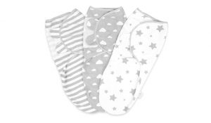 Little Seed 100% Organic Cotton Swaddles