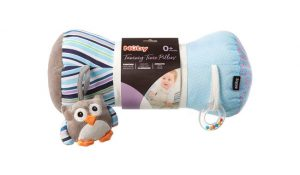 Nuby Tummy Time Pillow