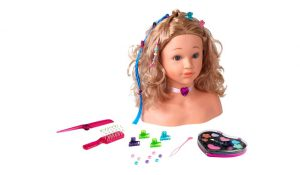 Theo Klein Princess Coralie Make-Up and Hairdressing Head
