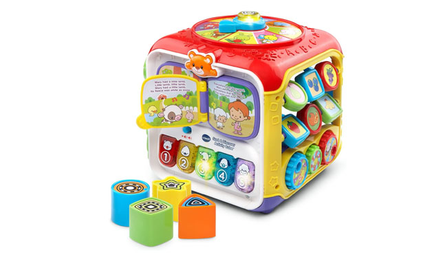 VTech Sort & Discover Baby Activity Cube