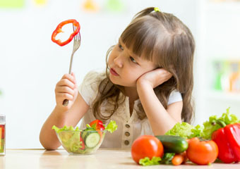 Vegetable Recipes for Baby
