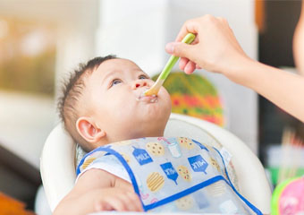 Your 10-Month-Old Baby's Weekly Meal Plan