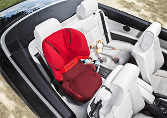 The Best Car Seat from 4 Years in 2021