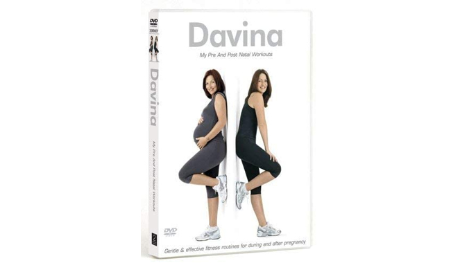 Davina – My Pre and Post Natal Workouts