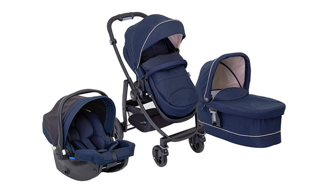 Graco Evo Trio Pushchair