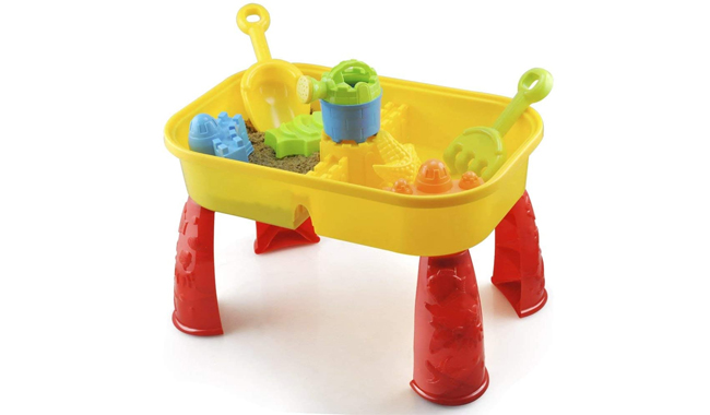 KandyToys Sand and Water Table