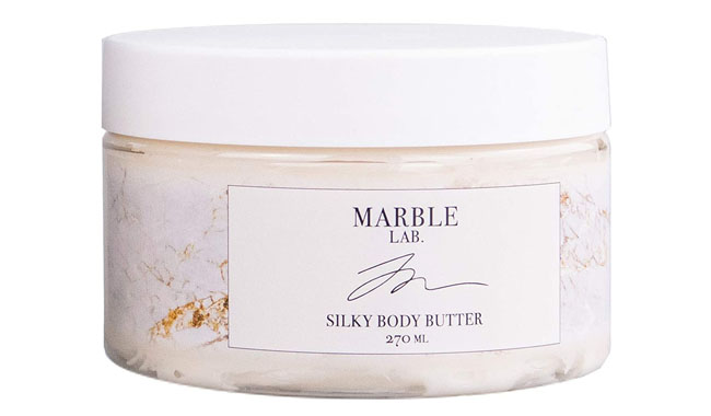Marble Lab Silky Body Butter