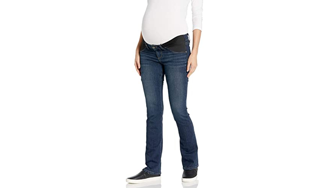 Paige Manhattan Boot Maternity Jeans