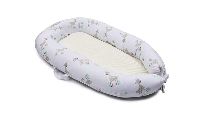PurFlo PNST-MX-GF Baby Breathable Sleep Nest
