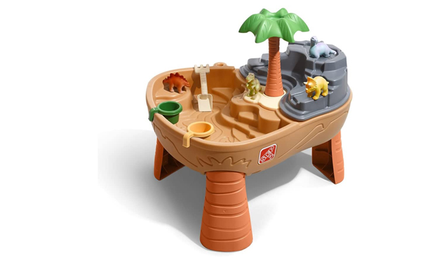 Step 2 Dino Dig Sand & Water Table