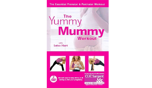 The Yummy Mummy Workout with Leisa Hart 484x283