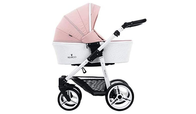 Venicci Pure 3-in-1 Travel System