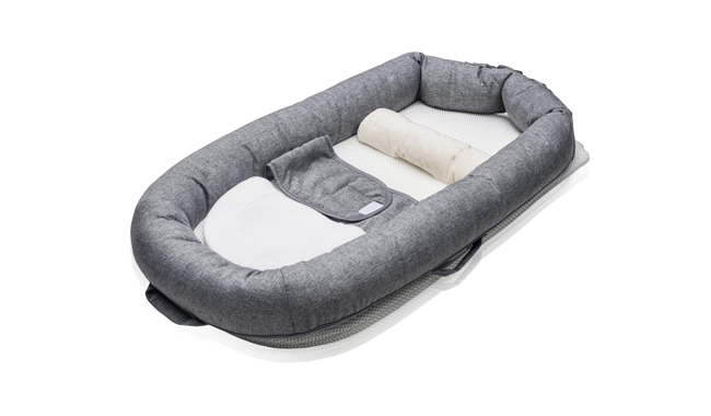 Venture Grey Easy Dream Baby Nest