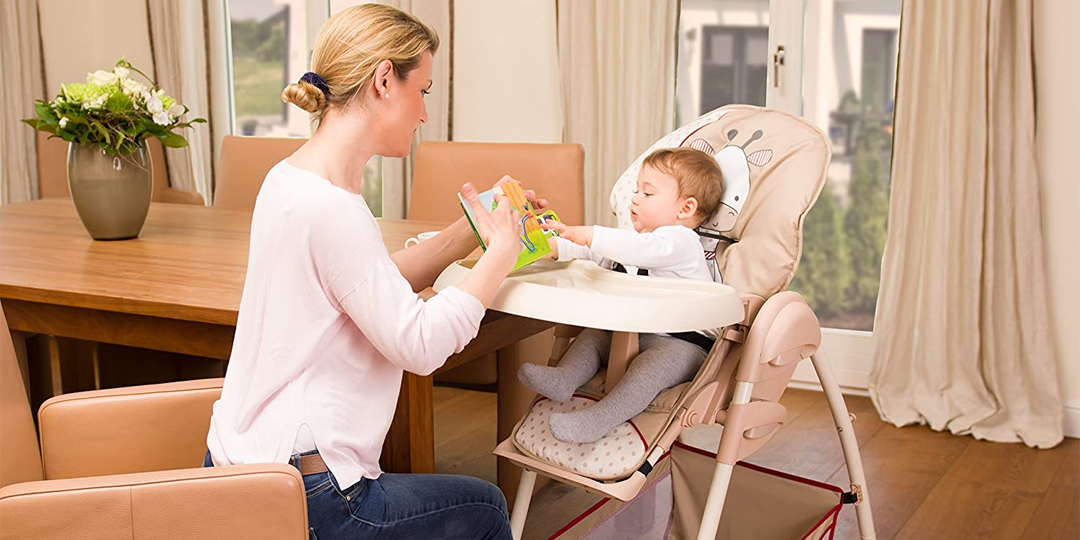 10 Best High Chairs UK Banner Image