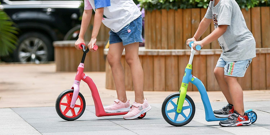 10 Best Scooter for a 2-year-old UK Banner Image