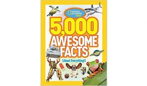 5,000 Awesome Facts about Everything