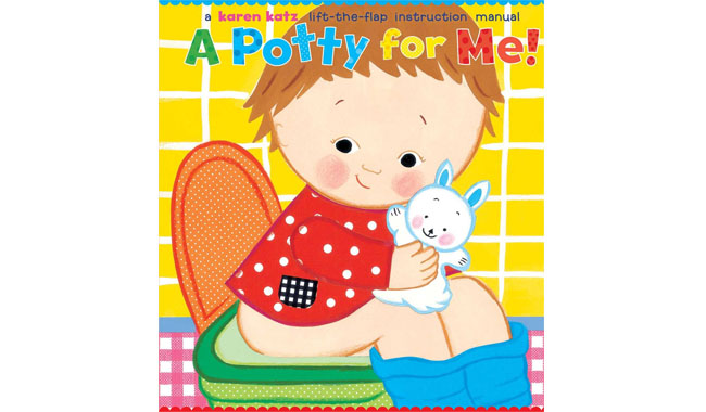 A Potty for Me! Lift-the-Flap Instruction Manual
