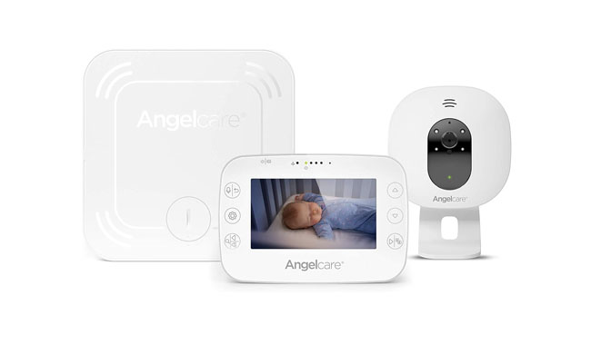 Angelcare Ac327 3 in 1 Sensasure Baby Monitor
