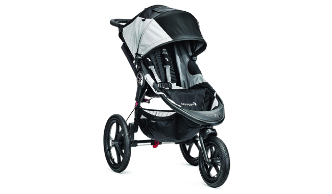 Baby Jogger Summit X3 All-Terrain Pushchair