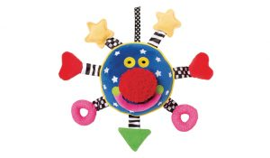 Baby Whoozit Travel Activity Toy