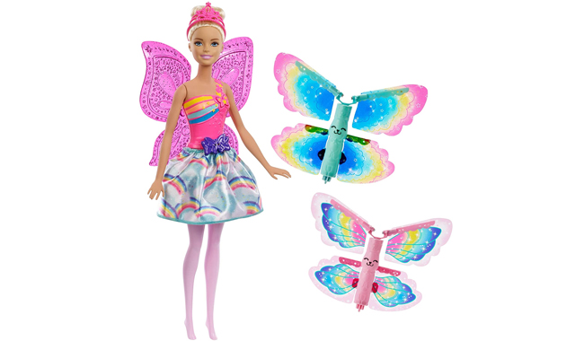 Barbie Flying Fairy Toy