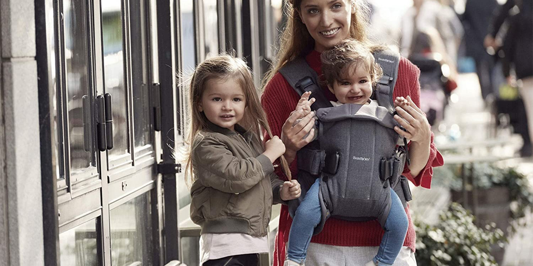 Best Baby Carrier UK Banner Image