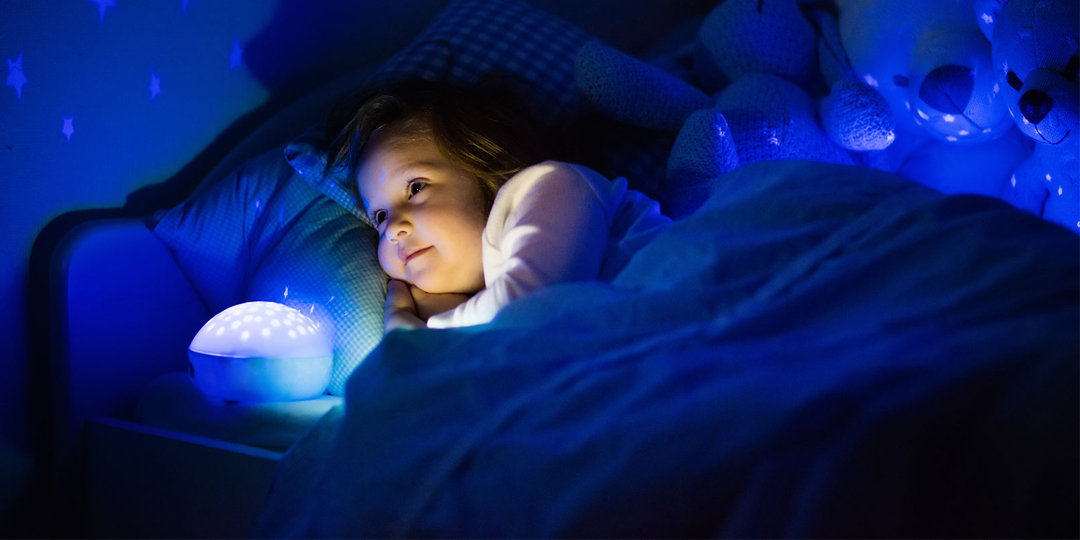 Best Baby Night Light UK Banner Image