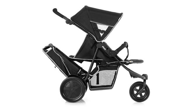 Hauck Freerider 3-Wheel Sibling Pushchair