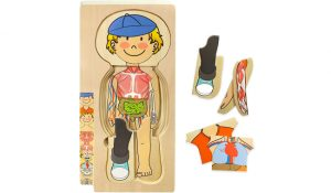 Kidzlane My Body Puzzle