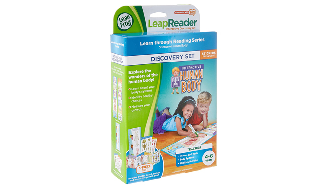 Leapfrog Tag Interactive Human Body Discovery Set