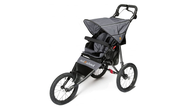 Out n About Nipper Sport v4 Stroller