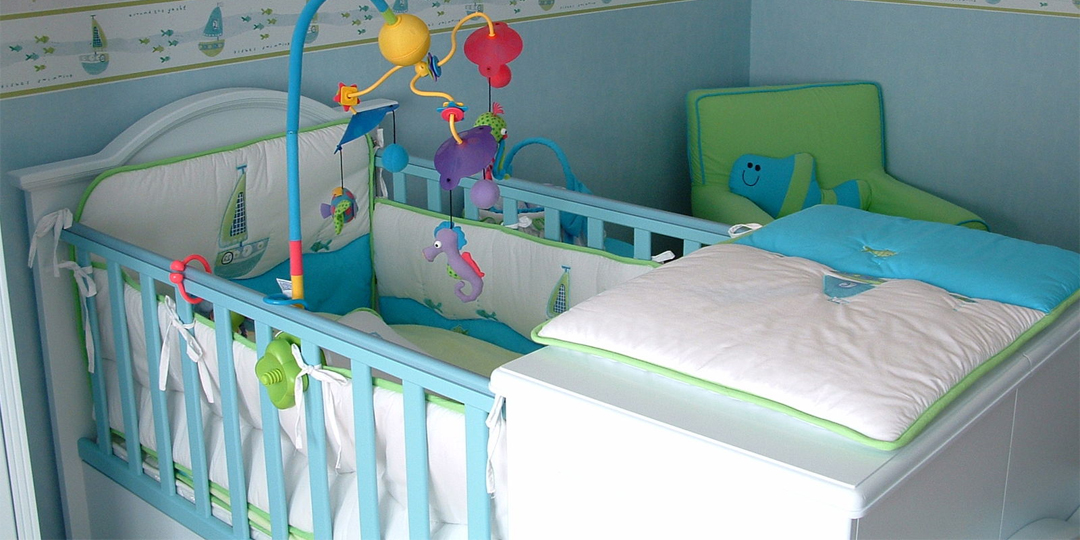 The Best Cot Beds Banner Image