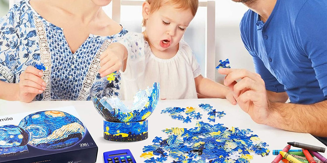 Best Puzzles for Children Banner Image