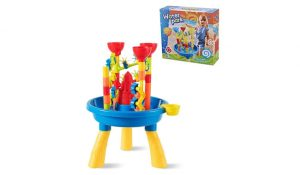 COSTWAY 2-in-1 Sand and Water Table