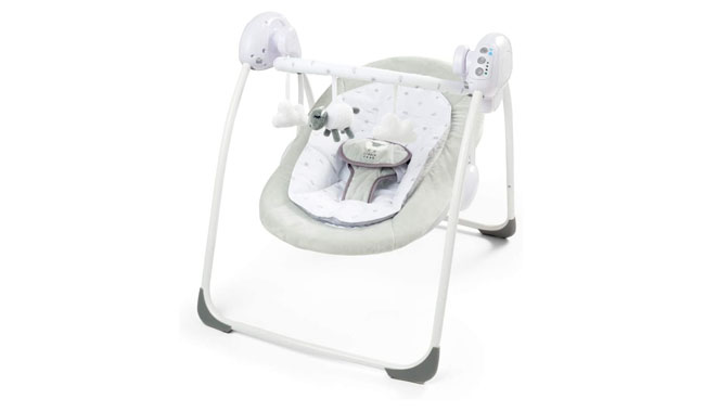Just 4 Baby Little Lamb First Swing