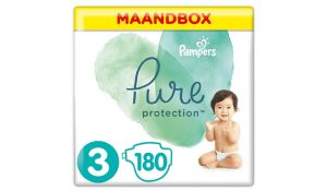 Pampers Pure Protection Nappies