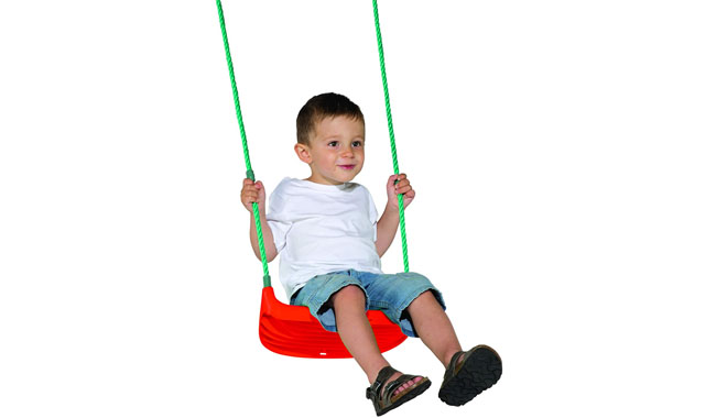 Smoby 2-in-1 Baby Swing Seat