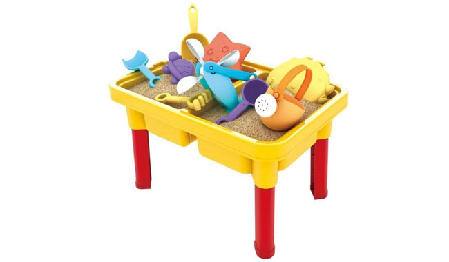 WISHTIME Kids Sand and Water Table