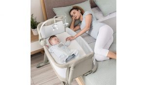 ADOVEL Baby Bed