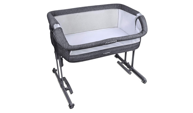ANGELBLISS Baby Bassinet and Bedside Sleeper