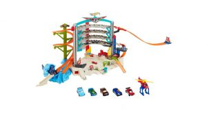 Hot Wheels CMP80 Ultimate Connectable Play Set