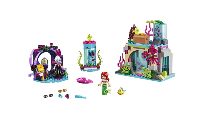 LEGO UK 41145 Ariel and The Magical Spell Construction Toy