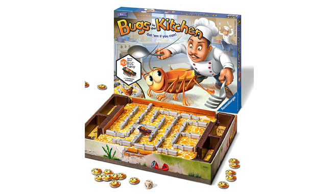 Ravensburger 22261 Bugs in The Kitchen Board Game
