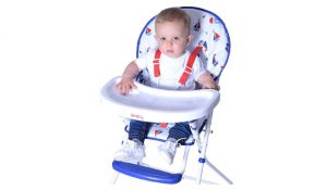 Red Kite Baby Feed Me Highchair