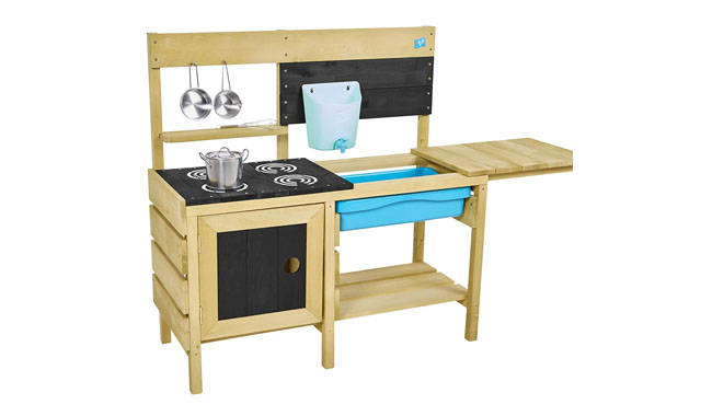 TP Toys Wooden Deluxe Mud Kitchen